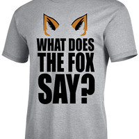 What Does The Fox Say T-Shirt Norweigian Music Video Youtube