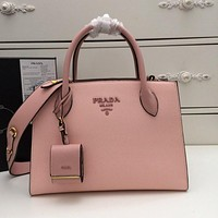 prada womens leather shoulder bag satchel tote bags crossbody 71
