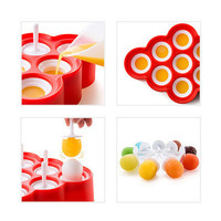 Zoku Slow Pops: Mini Pop Molds