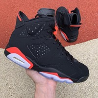 Air Jordan 6 Black Infrared 2019