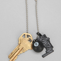 Stussy 8 Ball Stock Keychain - Urban Outfitters