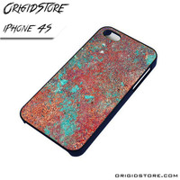 bohemian floral vintage iPhone case iPhone 4 iPhone 4 cover iPhone