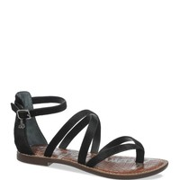 Sam Edelman Flat Strappy Thong Sandals - Gilroy | Bloomingdales's