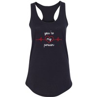 """Grey's Anatomy TV Show """"You're My Person"""" Racerback Tank Top"""