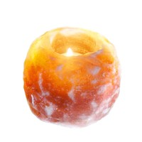 Himalayan Salt Tea Light Candle Holder - 3""