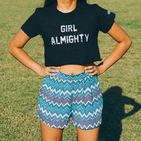 Girl Almighty