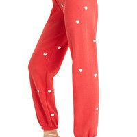 Lovestruck Easy Sweats - Wildfox