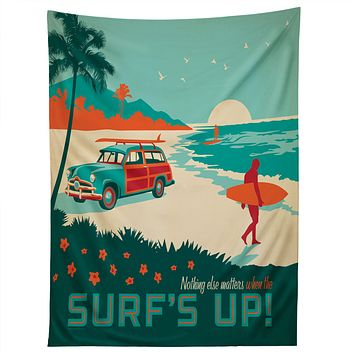 Anderson Design Group Surfs Up Tapestry