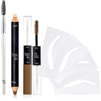 e.l.f. Cosmetics Online Only Perfect Brow 7 Piece Set