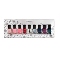 Debroah Lippman Dressed To The Nines Holiday 9 Piece Fashion Size Set 8ml each NEW!