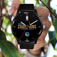 2018 NBA Champions Golden State Warriors Watches For Men (6 Styles)