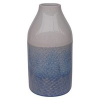Blue and White Vase - Medium - Threshold™