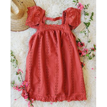 Charlie Lace Dress