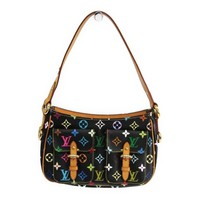Louis Vuitton Monogram Multicolore Lodge PM M40054 Women's Shoulder Bag BF314574
