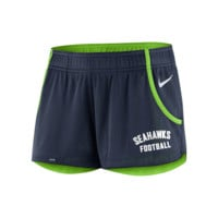Nike Stadium Mesh (NFL Seahawks) Women's Training Shorts