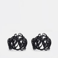 ASOS Pack of Two Tattoo Rings