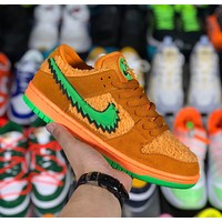 "NIKE SB DUNK LOW PRO QS ""Three Bear Pack"" men's and women's casual sports shoes"