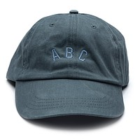 ABC Dad Hat - Blue