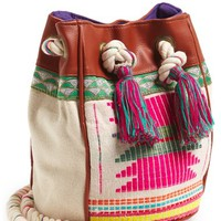 Women's HIPANEMA Crossbody Bucket Bag