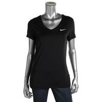 Nike Pro Womens Stretch Fitted Shirts & Tops