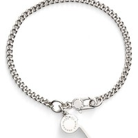 Women's MARC BY MARC JACOBS 'Lost & Found' Whistle Charm Bracelet