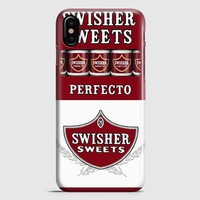 Swisher Sweets iPhone X Case