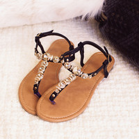 Downtown Gem Sandals