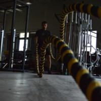 Battle Rope from OneFit WOnder