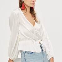 Blouson Bed Blouse - New In Fashion - New In