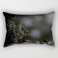 The Last Leaf Rectangular Pillow by UMe Images