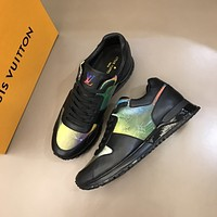 lv fashion men womens casual running sport shoes sneakers slipper sandals high heels shoes 19