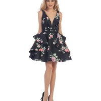 Sexy Short Homecoming Dress Formal Cocktail Prom