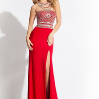 Rachel Allan 7115 Fit And Flare Prom Dress