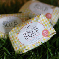 Front Porch Punch Soap Bar