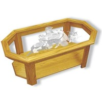 """""""Kitten Chaos"""" Cat Etched Glass Art Coffee Tables"""