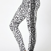 adidas Inked Print Shiny Leggings at PacSun.com