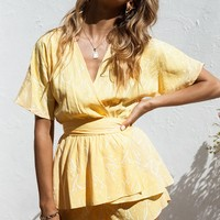 Ira Playsuit - Playsuits by Sabo Skirt