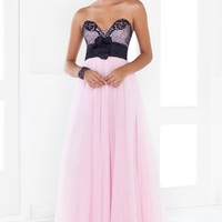 Blush Prom Dresses and Evening Gowns Blush Style 9348