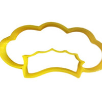 Chef Hat Cookie Cutter