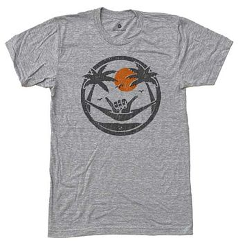 Shaka Sundown - Heather Grey