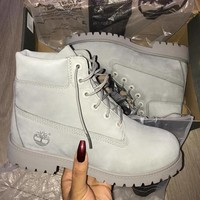 Timberland Waterproof Boots Martin Leather Boots