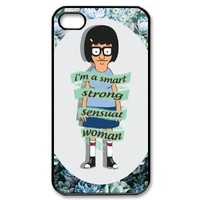TINA Hard Plastic Apple iPhone 4 4s Case Back Cover,Hot iPhone 4 4s Case at LIping