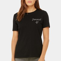 Feminist AF Graphic Tee