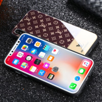 LV 2018 Hot ! iPhone 8 iPhone X - Stylish Cute On Sale Hot Deal Apple Matte Couple Phone Case For iphone 7 7plus 8 plus