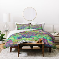 Aimee St Hill Geo Tribal 1 Duvet Cover