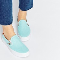 Vans Slip on 59 Washed High Top Trainers