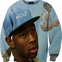 Tyler The Creator Wolf Gang Crew Neck Sweater OFWG 1080p HD All over print