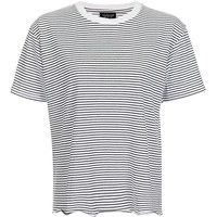 Nibble Stripe T-Shirt | Topshop