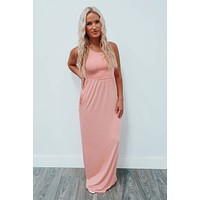 Have No Doubt Maxi: Light Pink