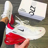 Nike Air Max 270 Women Fashion Sneakers Sport Shoes